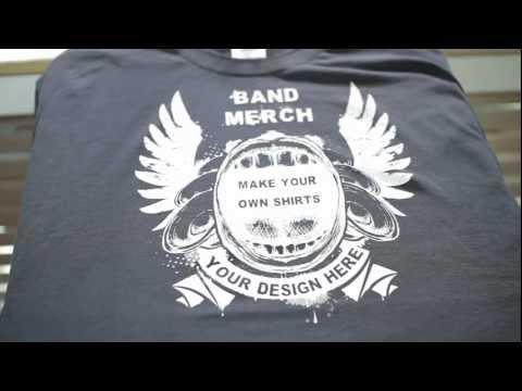 Super Simple Screen Printing - T Shirt Screen Printing Kit