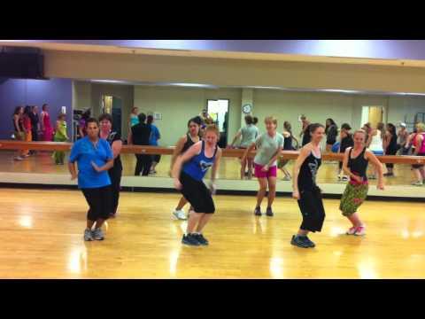 Aqua Zumba® Choreography to Crazy Love @ Instructor training in Cincinnati, OH