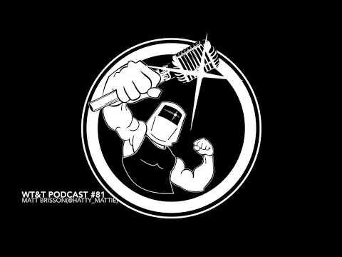 Podcast with Matt Brisson (@Hatty_Mattie)