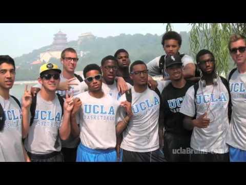 UCLA Basketball in China