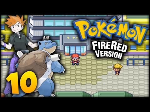 Pokémon: FireRed - Episode 10 - Saffron City!
