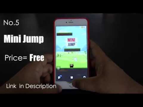 Top 5 iPhone Game ( June 2015 )