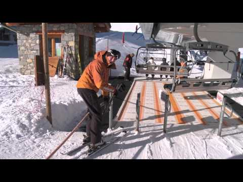 Skiing With Children - Ski Lesson