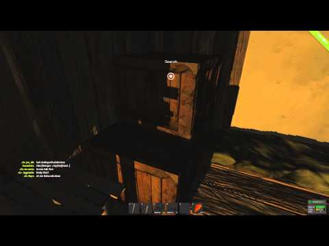 Rust- How to make Large Storage Crate.