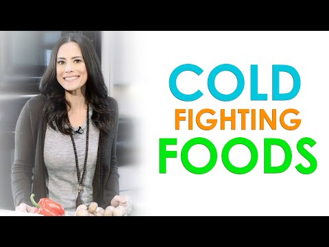 How to Avoid Getting Sick: Foods That Help Boost Your Immune System | Keri Glassman