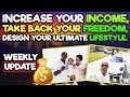 The Journey To A Passive Income Lifestyle   Weekly Update July 2nd 2018