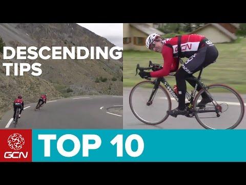 Top 10 Descending Tips - Cycling Technique
