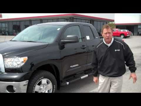 Toyota Tundra With 6