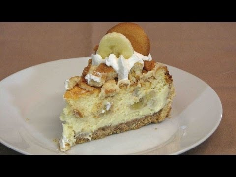 Banana Pudding Cheesecake -- Lynn's Recipes -  Easter