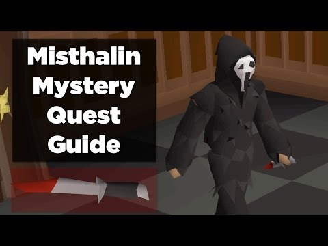 Misthalin Mystery Quest Guide