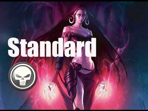 MTG- Standard Deck Tech: Mono Black Control