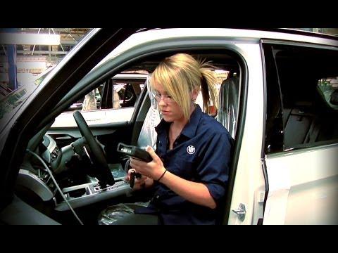 BMW plant in S.C. imports German apprenticeship program.