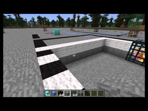 Ultimate XP Grinder - How Spawners Work and Layout - Part 1