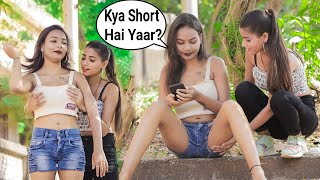 Annu Singh Uncut Body Massage Prank On H0t Girl Clip3 Funny