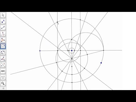 How to Construct a Regular Heptadecagon (17-gon)