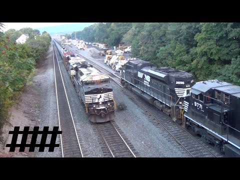 The Day After the Altoona Derailment PART 2 of 2