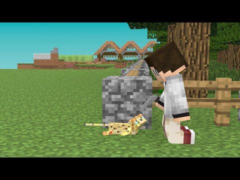 Ocelot Life - Minecraft Animation