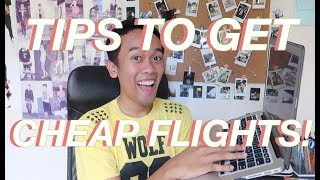 HOW TO FIND CHEAP FLIGHTS - HOW TO FLY CHEAP LIFEHACK (Philippines) | Josh Whyte