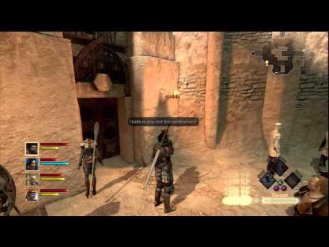 [HD] Dragon Age 2 Infinite XP/Money Glitch