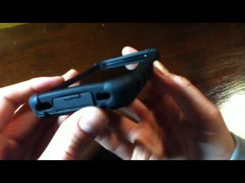 How to fit iPod 4 into iPhone 4 case