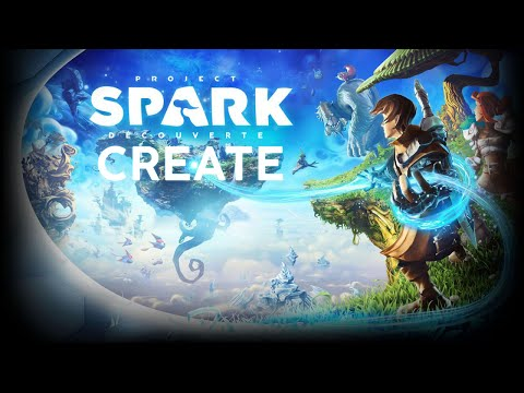 [FR] Découverte Project Spark - Create