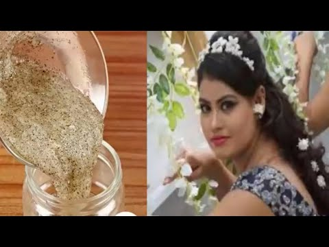 BEST WAT TO APPLY SECRUB AND FACE PACK AT HOME//HOW TO USE SECRUB AND FACE PACK