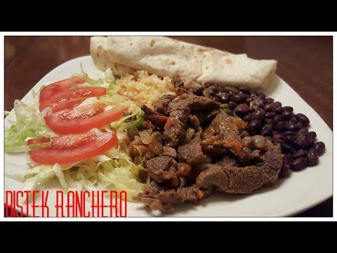 Tricia's Creations: Bistek Ranchero Ranch Style Steak