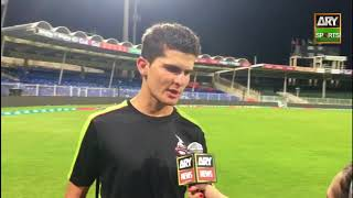 """Shaheen Afridi on his inspiration, being called a """"champion in the making"""""""