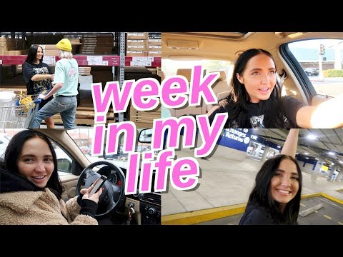 summer week in my life   ikea adventures and drive with me