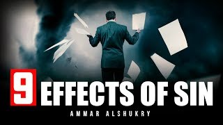 9 Ways In Which Your Sins Affect You! - Must Watch