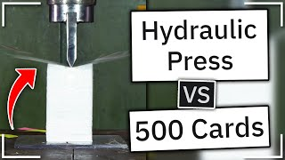 The MOST Satisfying Hydraulic Press | r/oddlysatisfying