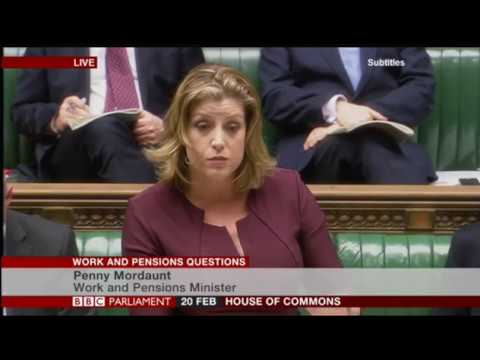 DWP Work and Pensions ESA PIP #1