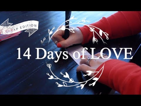 14 days of Love. (cheap edition)