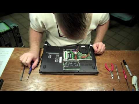 Dell XPS M1530 Motherboard Replacement & Disassembly Guide