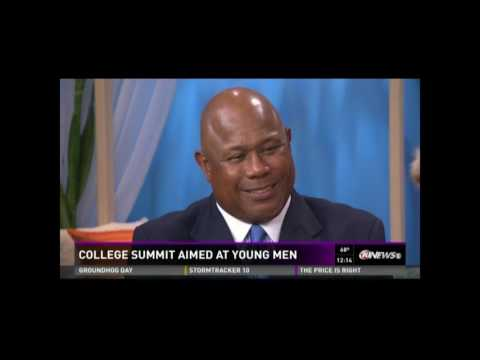 HCC in the News: Summit helping minority males succeed in college via WTSP