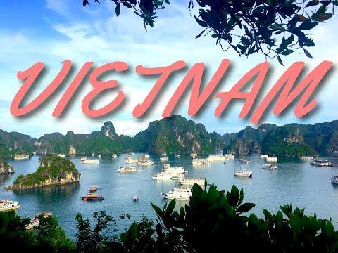 VIETNAM | GOPRO AND CANON | HANOI, HALONG BAY, HUE, DANANG, HOI AN, MEKONG DELTA, HO CHI MINH