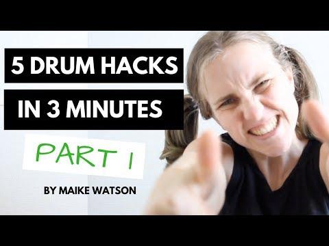 5 Midi Drum Hacks - Pro Tips - Pt. 1 [Ableton]