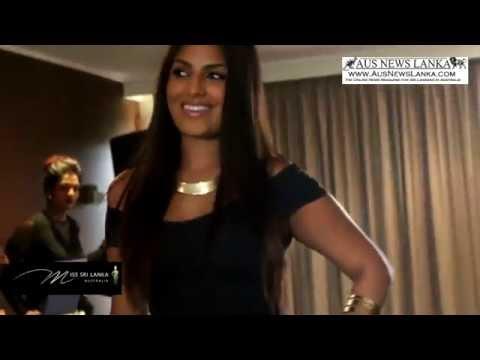 Miss Sri Lanka Australia - Castings Team 2014 (highlights)