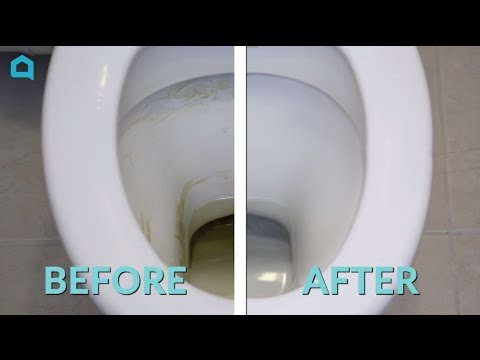 Natural Toilet Cleaner Tutorial