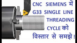 cnc programming    g32 tapping cycle    g84 tapping cycle