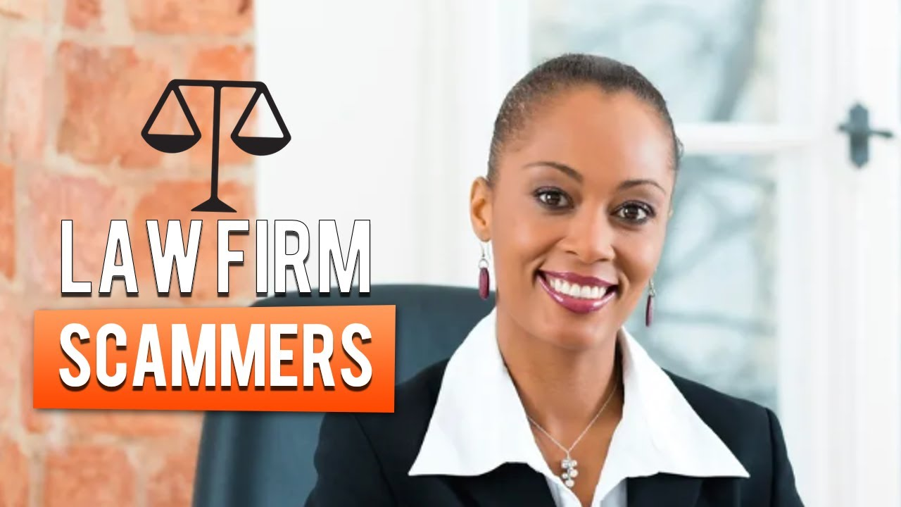 Law Firm Scammers Get Shut Down!