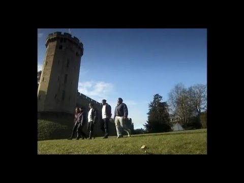 Warwick Castle Celebrity Masterchef BBC1 28 08 13