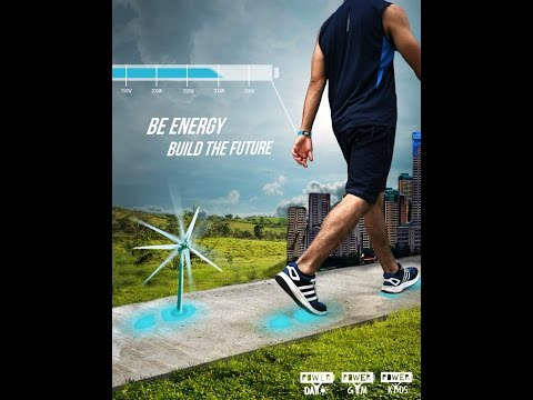 PowerGym BE ENERGY BUILD THE FUTURE
