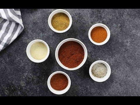 Easy Homemade Fajita Seasoning