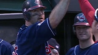 2001 ALDS Gm3: Thome makes it 10-1 with solo home run