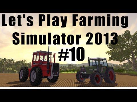 Farming Simulator 2013  Springhill Valley E10: cutting hay