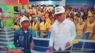 Bulin 47 y el pelotero Carlos Gomez