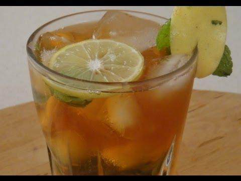 Lemon Mint | Iced Tea | Sanjeev Kapoor Khazana