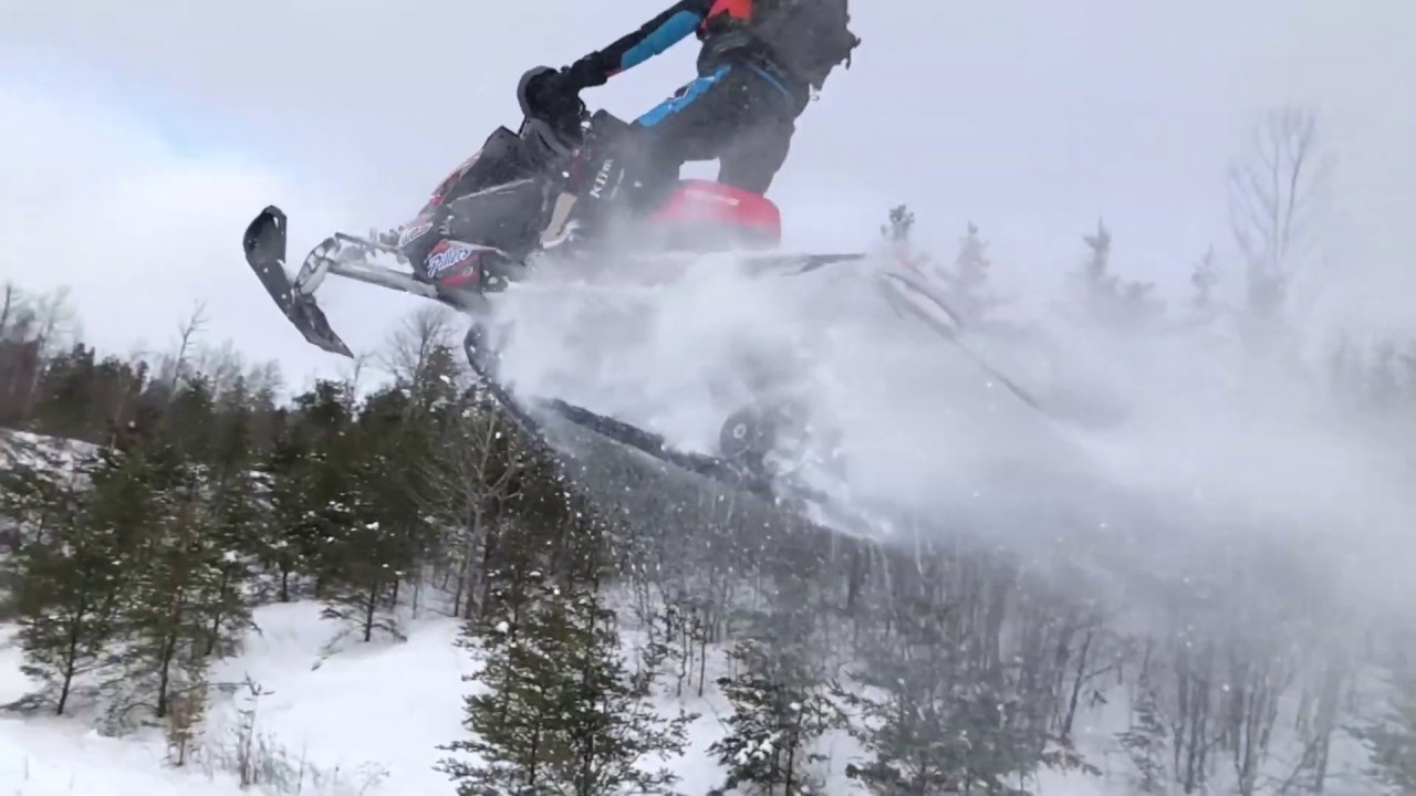BACKCOUNTRY RIDING 600RS