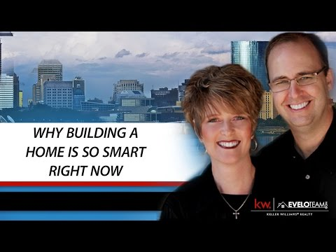 Indianapolis Real Estate Agent: Why building a home is so smart right now